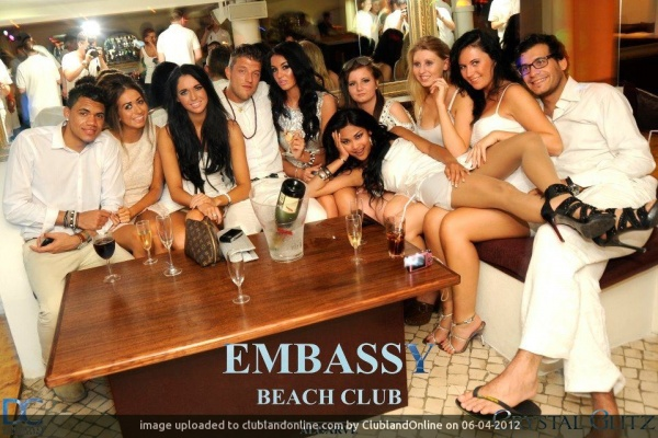 Embassy Beach Club