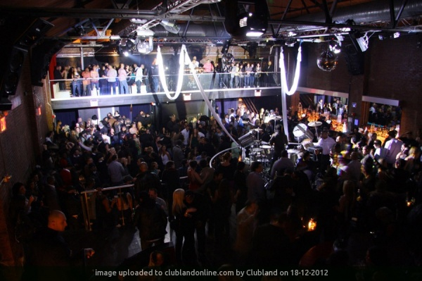 Amnesia Nightclub NYC